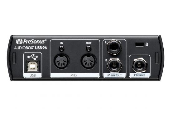 Presonus AudioBox USB 96 25th Anniversary Edition: 3