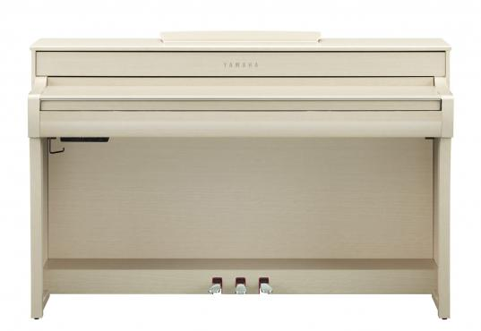 Yamaha Clavinova CLP-735 (White Ash): 3