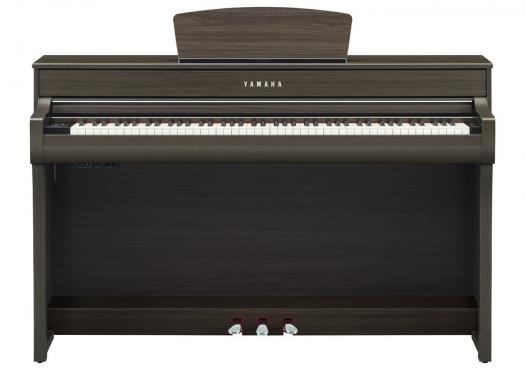 Yamaha Clavinova CLP-735 (Dark Walnut): 2