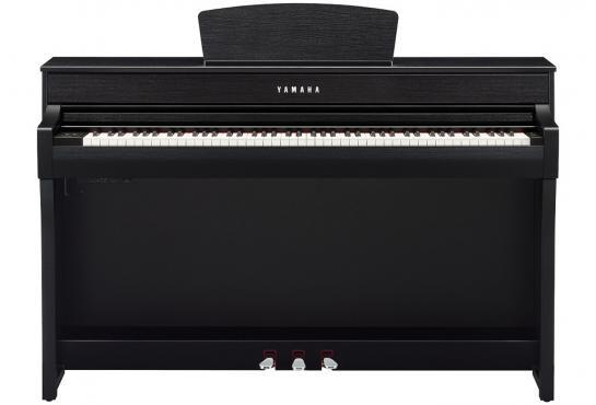 Yamaha Clavinova CLP-735 (Black): 2