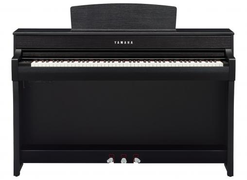 Yamaha Clavinova CLP-745 (Black): 2