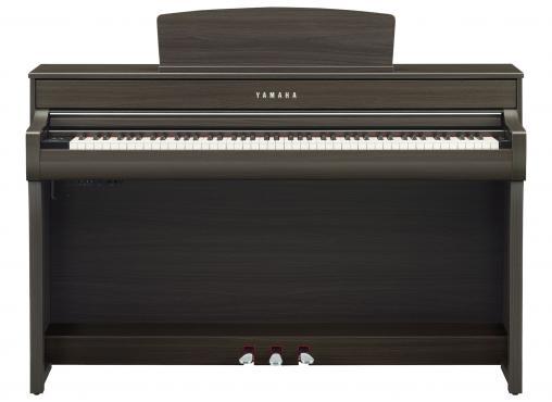 Yamaha Clavinova CLP-745 (Dark Walnut): 2