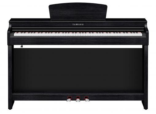 Yamaha Clavinova CLP-725 (Black): 2
