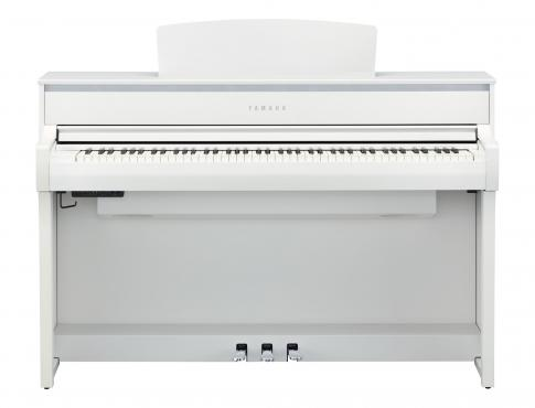 Yamaha Clavinova CLP-775 (White): 2