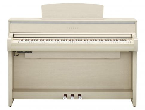 Yamaha Clavinova CLP-775 (White Ash): 2