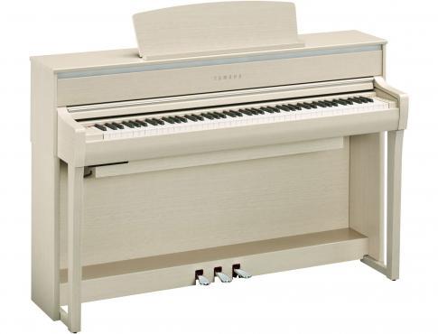Yamaha Clavinova CLP-775 (White Ash): 1