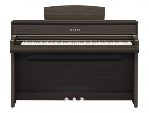 Yamaha Clavinova CLP-775 (Dark Walnut): 2