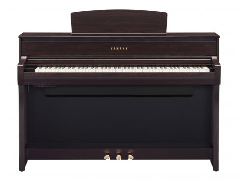 Yamaha Clavinova CLP-775 (Dark Rosewood): 2