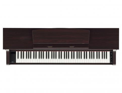 Yamaha Clavinova CLP-775 (Dark Rosewood): 4