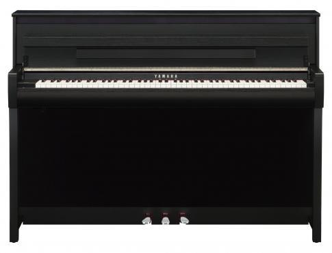 Yamaha Clavinova CLP-785 (Black): 2