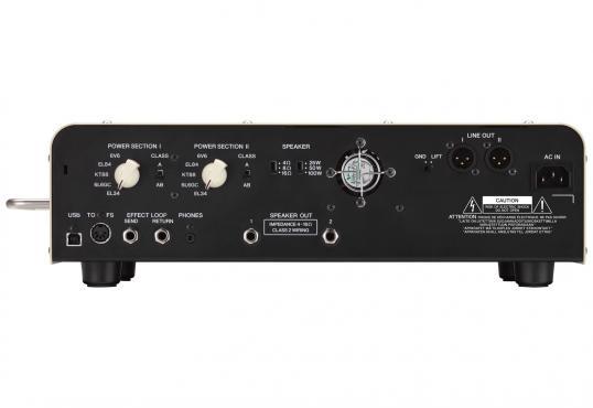 Yamaha THR100H Dual: 2