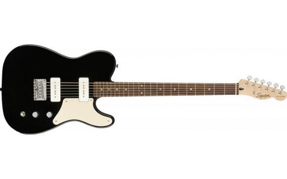 Squier by Fender PARANORMAL BARITONE CABRONITA TELECASTER LR BLACK: 1