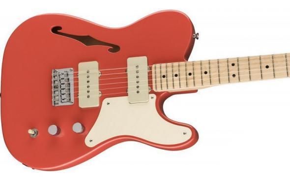 Squier by Fender PARANORMAL CABRONITA TELE THINLINE FRD: 3