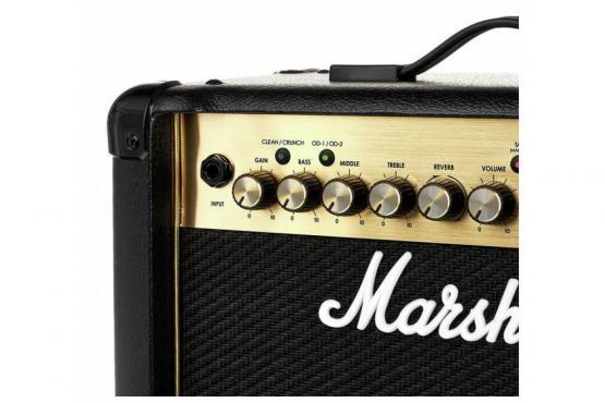 Marshall MG15GFX: 3