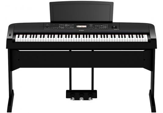 Yamaha DGX-670 (Black) + наушники в подарок: 2