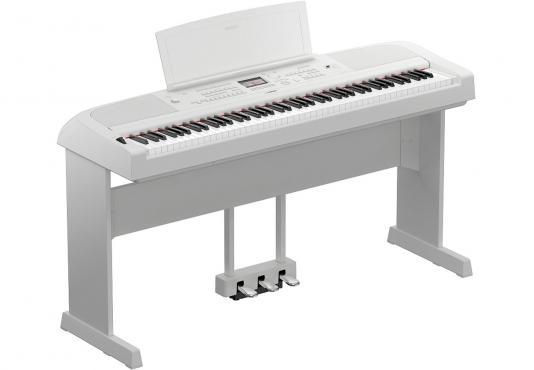 Yamaha DGX-670 (White) + наушники в подарок: 1