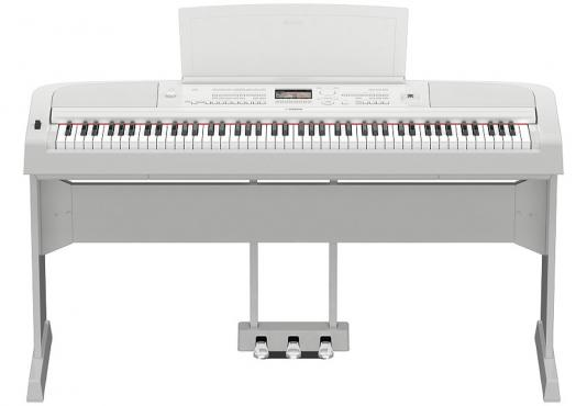 Yamaha DGX-670 (White) + наушники в подарок: 2