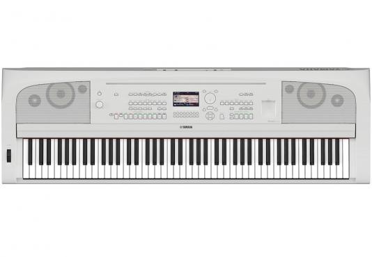 Yamaha DGX-670 (White) + наушники в подарок: 3