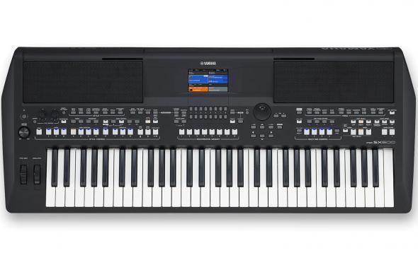 Yamaha PSR-SX600 (+блок питания): 1