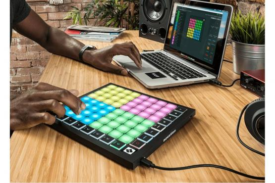 Novation Launchpad X MIDI: 4