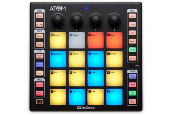 Presonus ATOM MIDI: 1