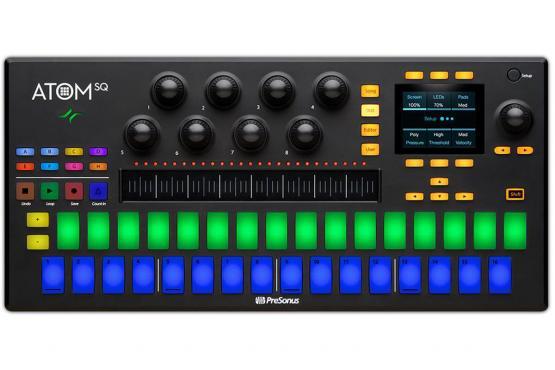 Presonus ATOMSQ MIDI: 1