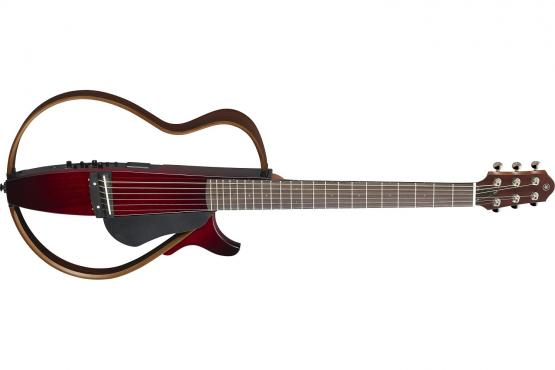 Yamaha SLG200S (Crimson Red Burst): 1