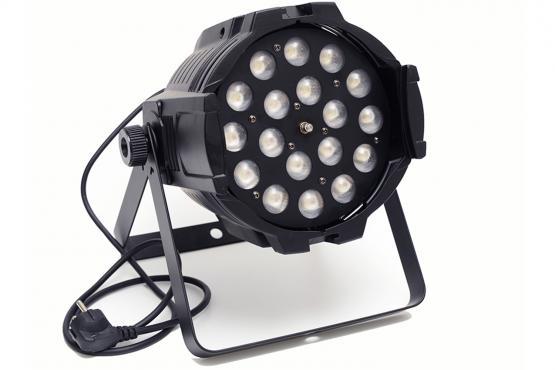 Star Lighting TSA 106-18/18 LED ZOOM PAR RGBWA+UV: 2