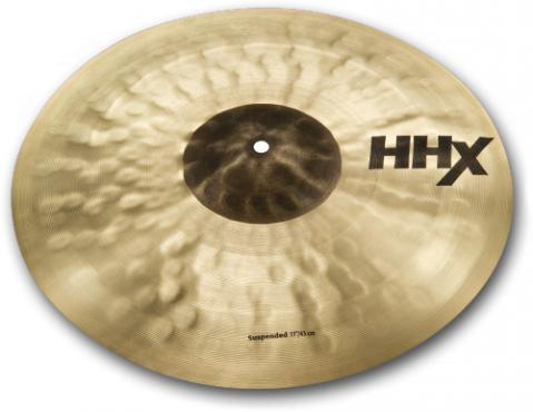 """Sabian 16"""" HHX Suspended: 1"""