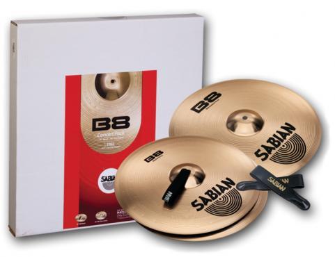Sabian B8 Concert Band Set: 1