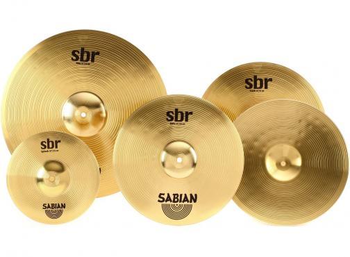 "Sabian SBr Performance Set with 10"" Splash: 2"