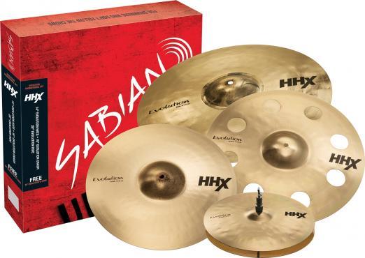Sabian HHX Evolution Promotional Set: 1