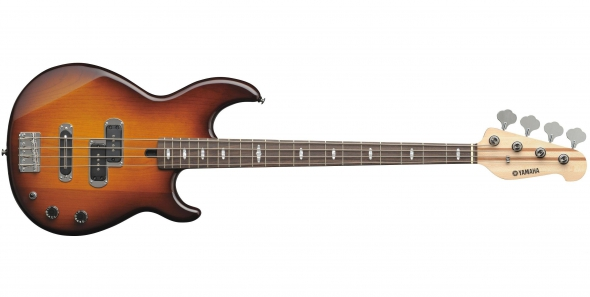 Yamaha BB424 (Tobacco Brown Sunburst): 1