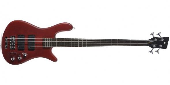 Warwick RockBass Streamer Standard 4 (Burgundy Red OFC): 1