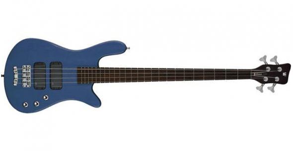 Warwick RockBass Streamer Standard 4 (Ocean Blue OFC): 1