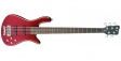Warwick RockBass Streamer LX 5 (Metallic Red CHR): 1