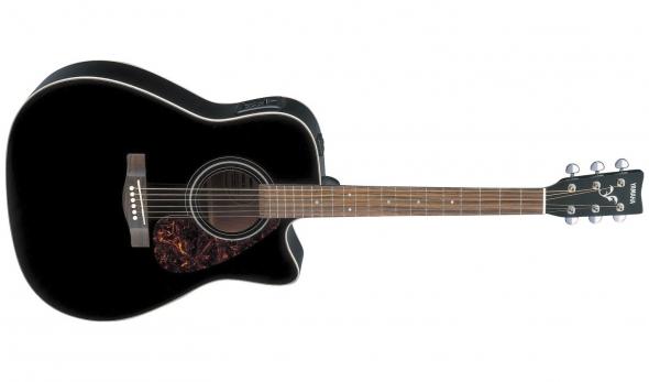 Yamaha FX370C (BL): 1