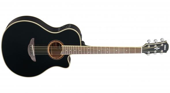 Yamaha APX700 II (BLK): 1