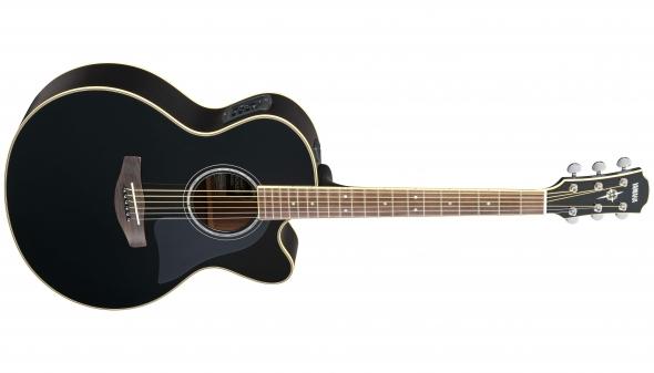 Yamaha CPX700 II (BLK): 1