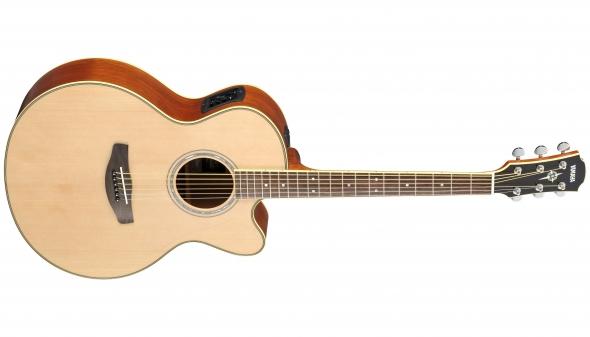 Yamaha CPX700 II (NT): 1