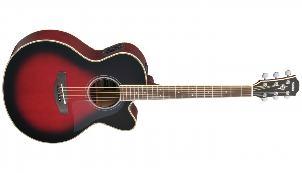 Yamaha CPX700 II (DSR): 1
