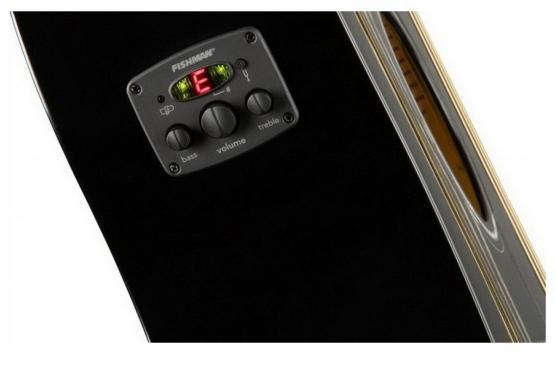 Fender CD-60SCE BK: 4