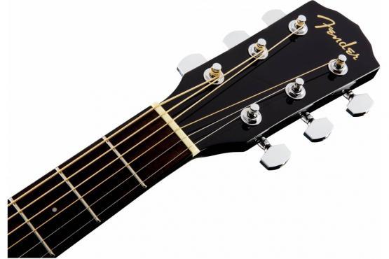 Fender CD-60SCE BK: 5