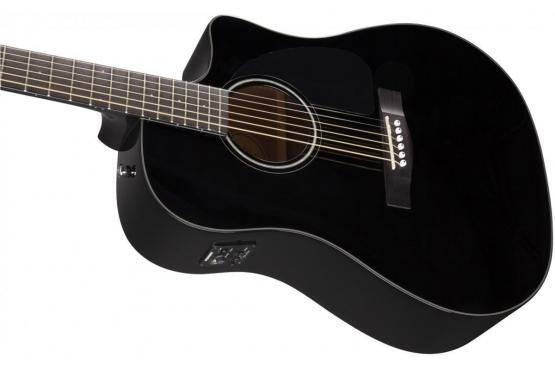 Fender CD-60SCE BK: 3