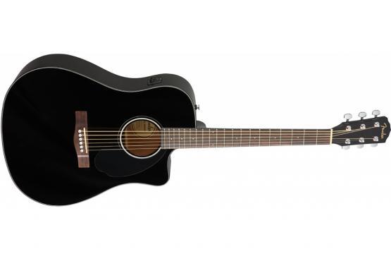 Fender CD-60SCE BK: 1