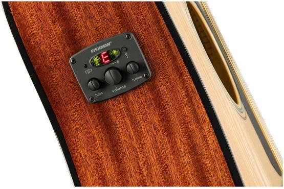Fender CD-60SCE NAT: 4