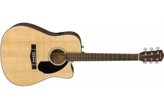 Fender CD-60SCE NAT: 1