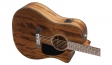 Fender CD-60SCE Mahogany: 2