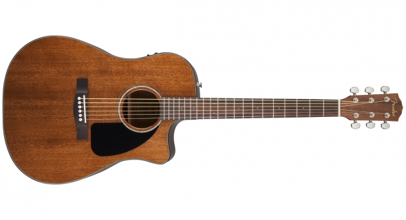 Fender CD-60SCE Mahogany: 1