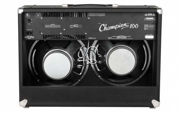 Fender Champion 100: 2
